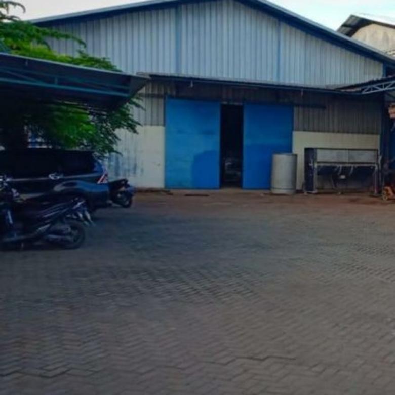 Jual Cepat Gudang Di Rawa Kucing, Neglasari, Tangerang