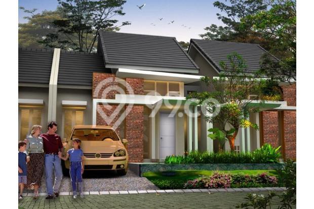 Rumah 1 lantai tanah luas dekat toll jatiasih bekasi | 0 16225337