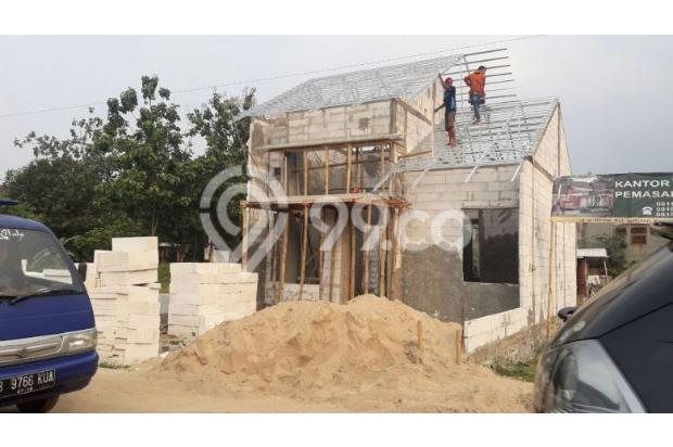 Rumah 1 lantai tanah luas dekat toll jatiasih bekasi | 0 16225343