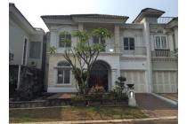 Dijual Rumah Cluster Serenade Lake, Gading Serpong, View Danau Tangerang