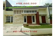 Dijual Rumah Anggun PURI BIDADARI panjen. Cock untk invest jangka panjang
