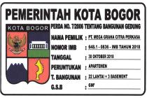 Dijual Apartment the one and only at bogor city