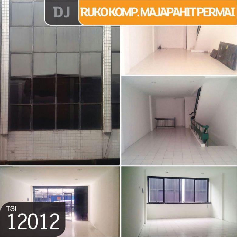 Ruko Komplek Majapahit Permai, Petojo Selatan, Jakarta Pusat, 4.5x15, 4 Lt,