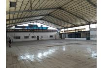 Ex. Pabrik Gunung Putri, Strategis di Jl.Mercedes Bogor
