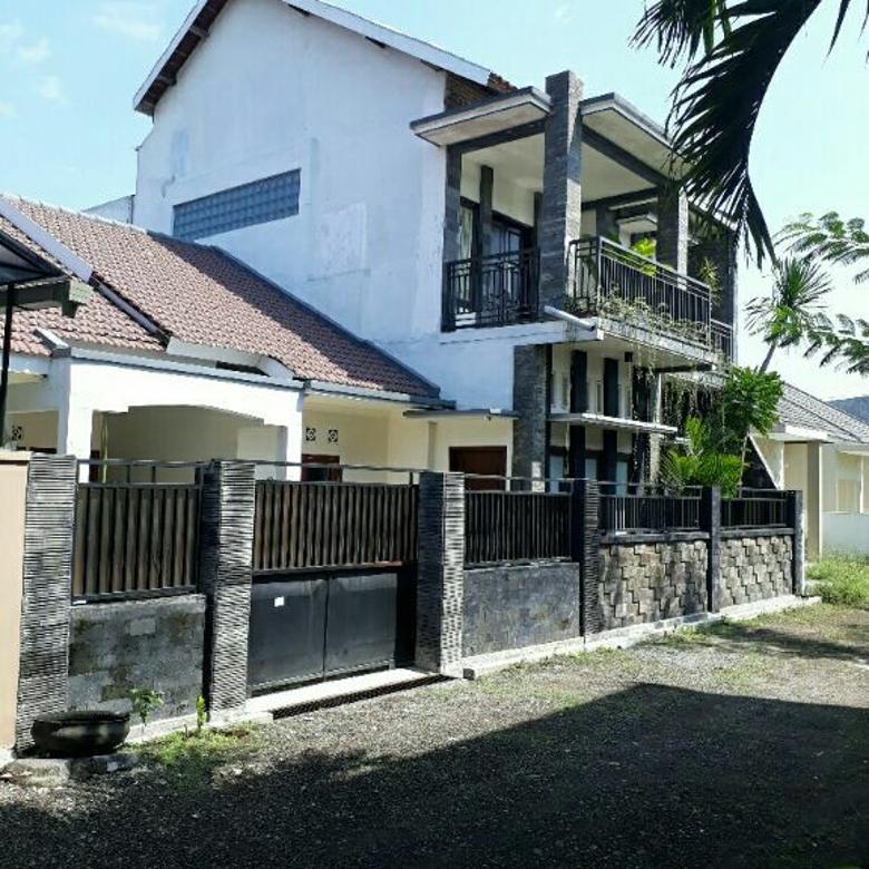 Dijual Rumah 2 Lantai Di Wirolegi Jember