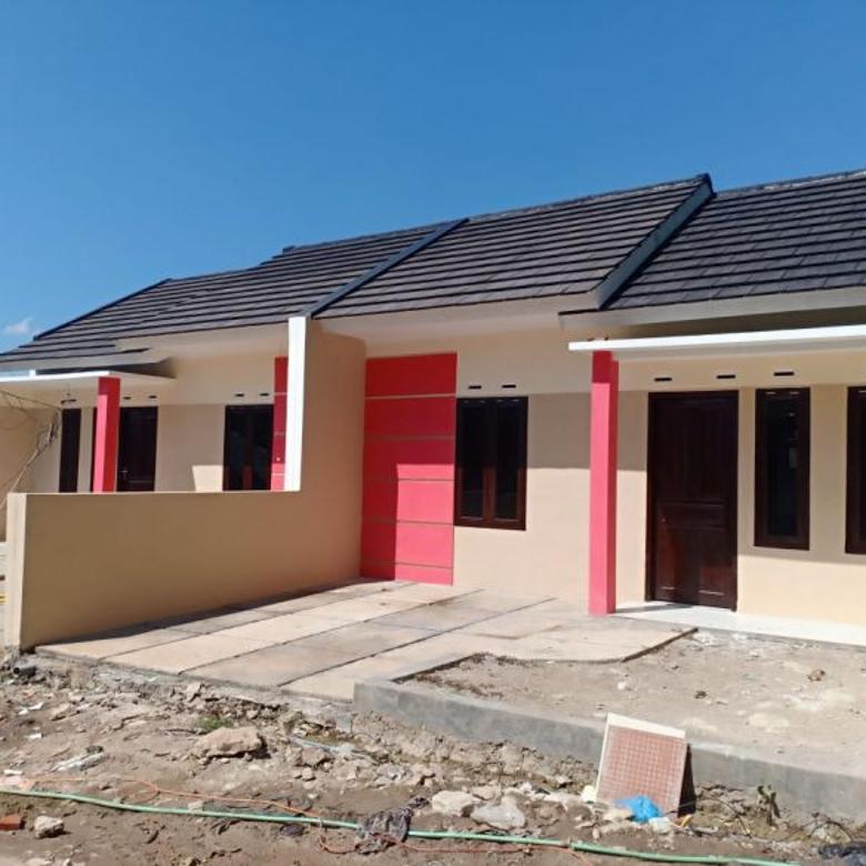 rumah minimalis harga ekonomis 200jutaan type 36,