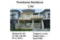 Prambanan Residence Minimalis lidah wetan Wiyung Surabaya