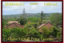 BUC, 1.600  m2 di Jimbaran Ungasan