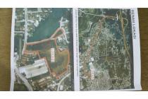 Jual Tanah utk Pabrik 3km dr pintu Tol
