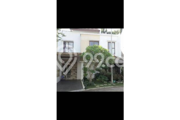 Rumah dijual di  Jakarta Garden City Cluster Alamanda 16224370