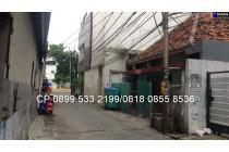 Rumah Ngantong Hitung Tanah Murah Batu Ceper Jakarta Pusat
