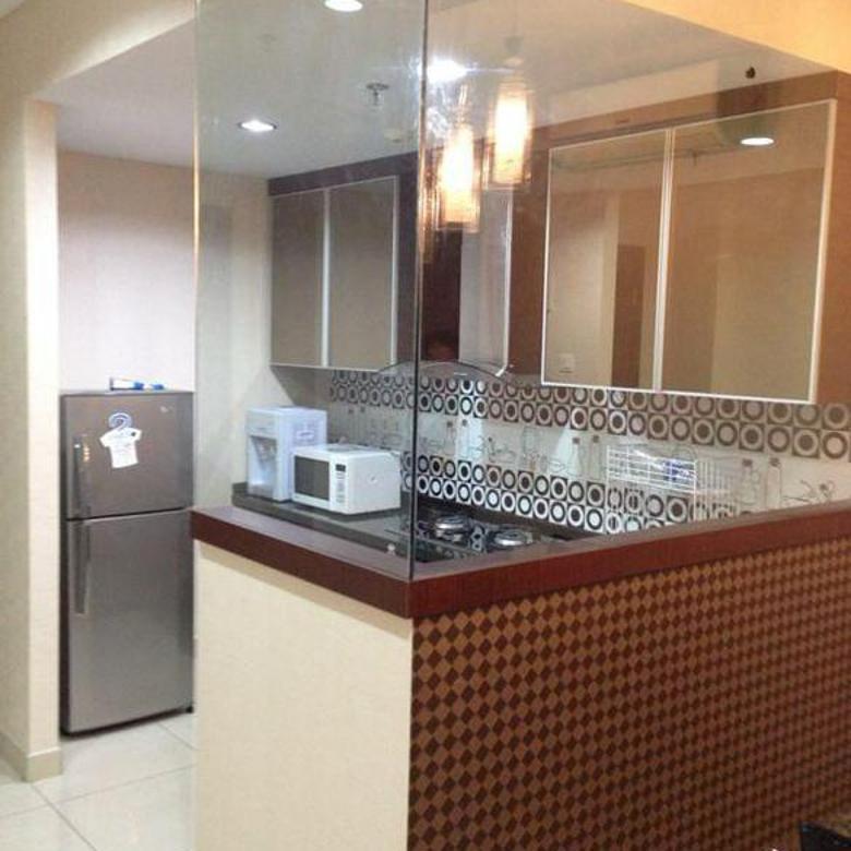 Apartemen Central Park 2 Bedroom Fully Furnished Harga Murah, Central Park, Jakarta Barat