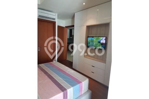 Disewakan Condominium Greenbay Pluit 2br, full furnished, lantai rendah. 16578098