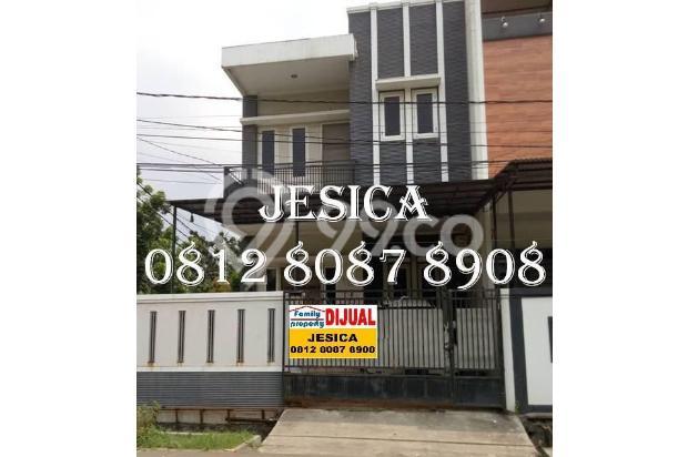 Rumah Cantik Bergaya Minimalis Dijual Kosambi Baru uk.9.6x14 Posisi di Hoek 13804432