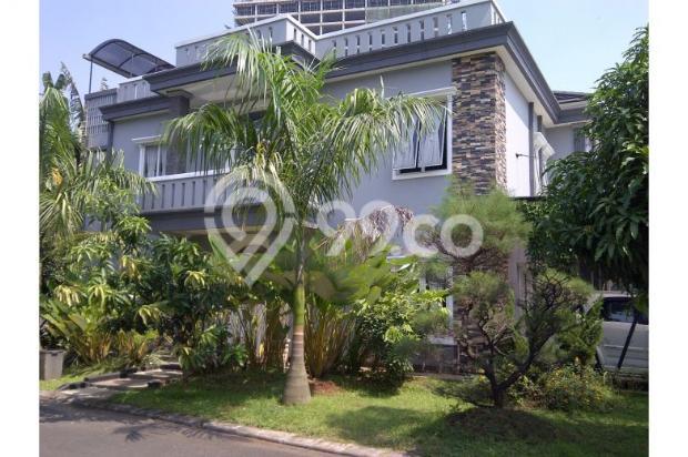 Dijual Rumah Lokasi strategis Daerah modernland tangerang. 9252537