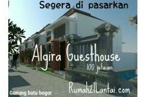 Algira Guest House,,Lokasi Gn Batu Kota Bogor