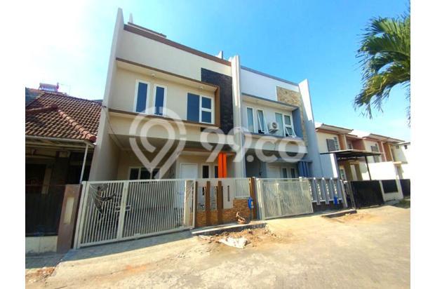 Rumah Baru di jalan Candi Candi Blimbing kota Malang _ 341.18 18270678