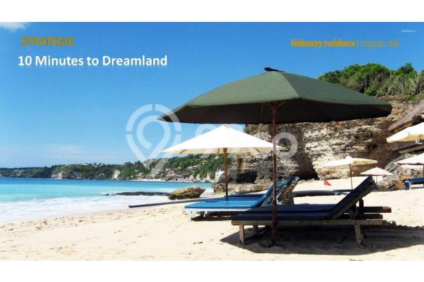 Managed/Private Villa for own use or rent by Operator at Ungasan Bali 17713142