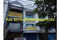 Disewakan Ruko di Jl. A. Yani Km 3 No. 06 / 216 F (Samping Surya Motor)