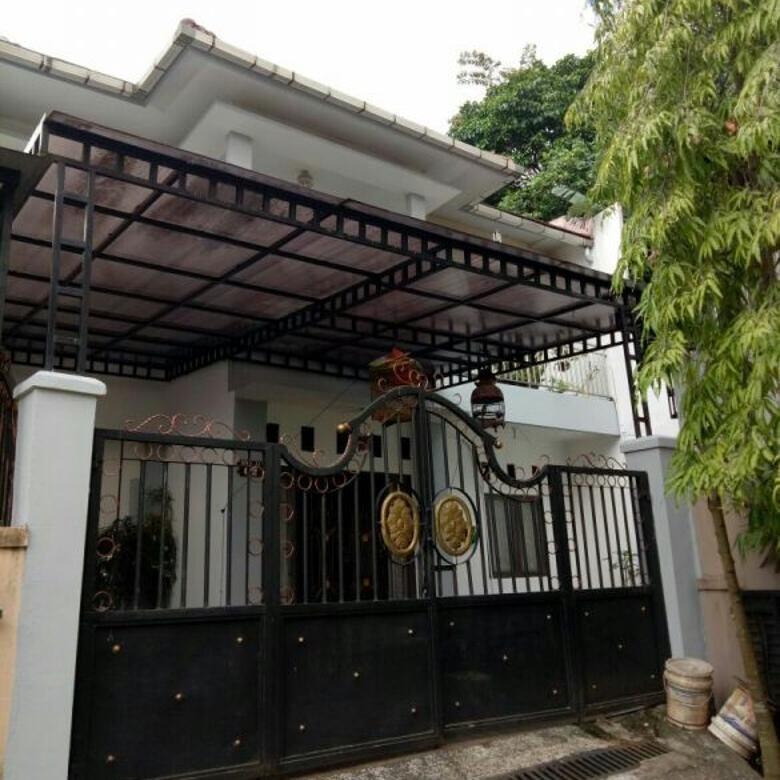 Rumah di Pancoran Mas 2Lt, Bagus, dlm Permhn Maharaja