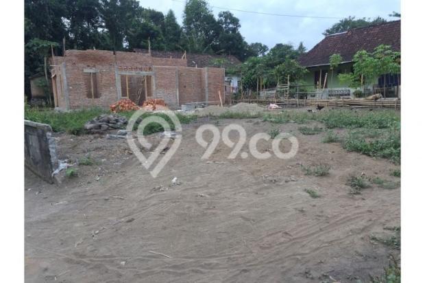 Tanah Keveling Berfungsi Komersial Tinggi untuk Ruko di Godean 12900529