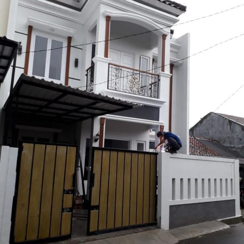 Rumah 2 lantai Asri dan nyaman di jagakarsa jakarta selatan