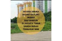Kavling murah 4,2 juta/meter Lok Pulojahe Jakarta Timur