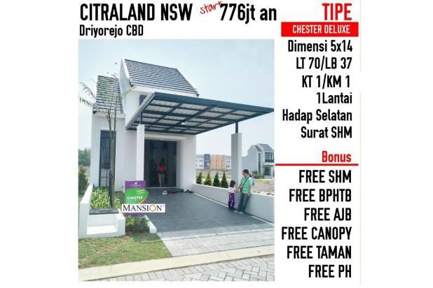 Rp776jt Rumah Dijual