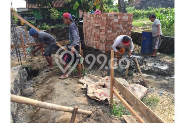 Jual Tanah Kaveling Siap Bangun di Depok, Site Plan Rapi, Legalitas SHM 12960846