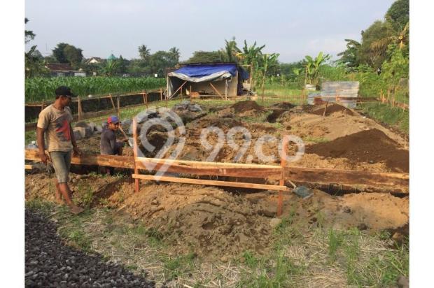 Jual Tanah Kaveling Siap Bangun di Depok, Site Plan Rapi, Legalitas SHM 12960845