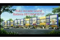 Grand Batavia Ruko 2Lantai Dp.20% dicicil 20bulan Murah