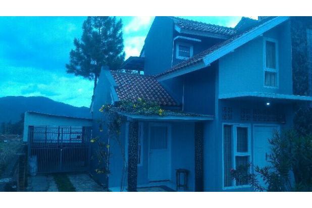 villa minimalis di Lembang pinggir jln pemandangan bagus LT 420m hrg 1,5M 15423462