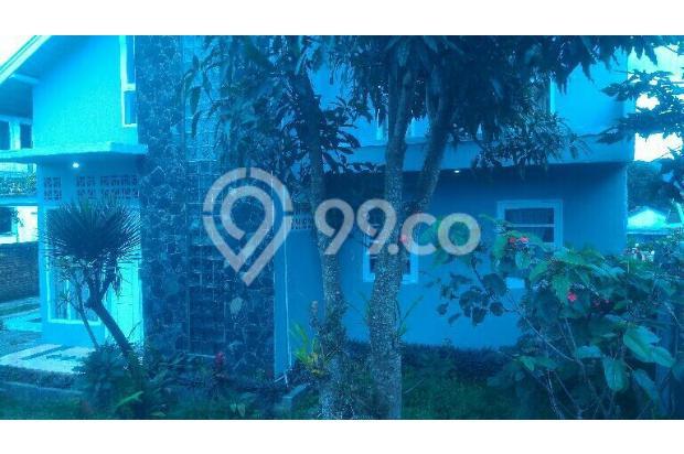 villa minimalis di Lembang pinggir jln pemandangan bagus LT 420m hrg 1,5M 15423470