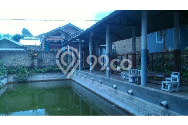 villa minimalis di Lembang pinggir jln pemandangan bagus LT 420m hrg 1,5M 15423490