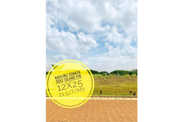 Rp6,45mily Tanah Dijual