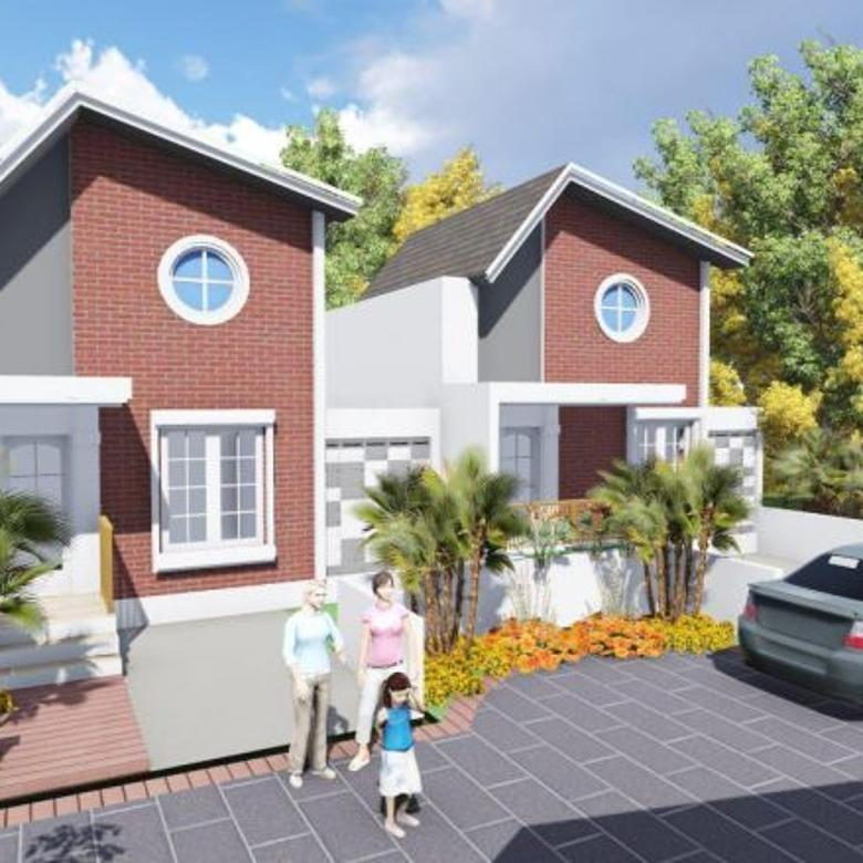 Rumah 2 Lantai 3KM Term. Antapani Arcamanik Cisaranten Bandung