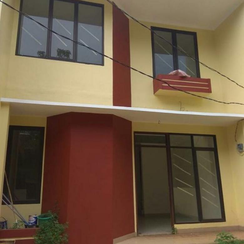 Rumah Murah 2lantai Asri, Nyaman & Tenang di Megapolitan