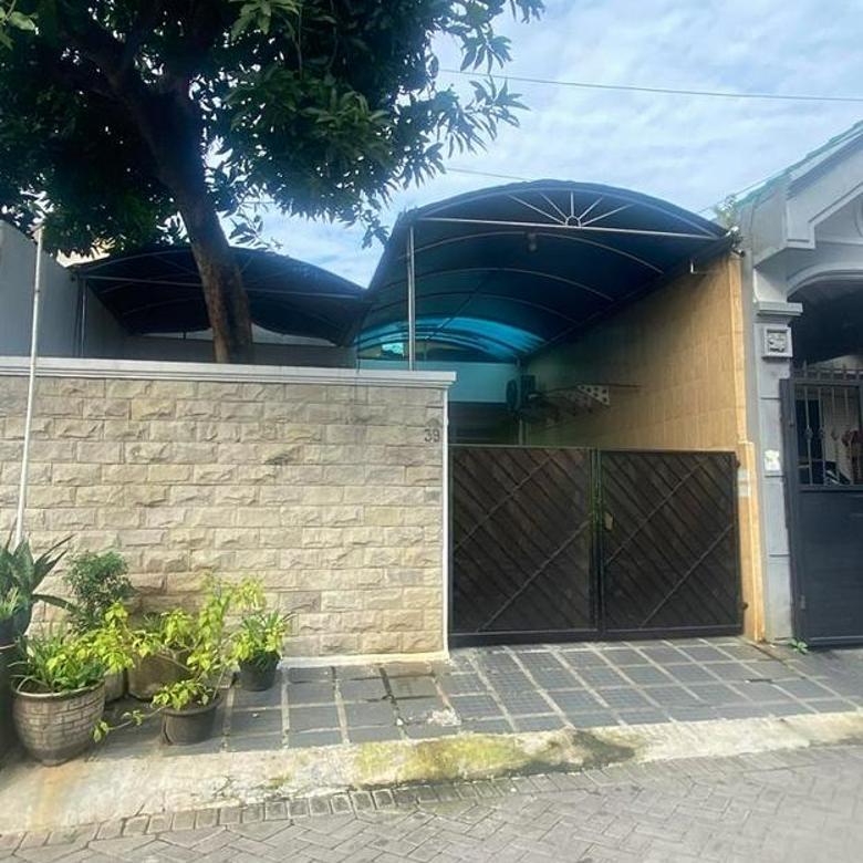 Rumah Modern Minimalis Darmo Permai Utara, Surabaya