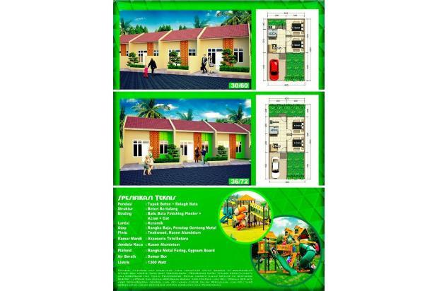 Rp127jt Rumah Dijual