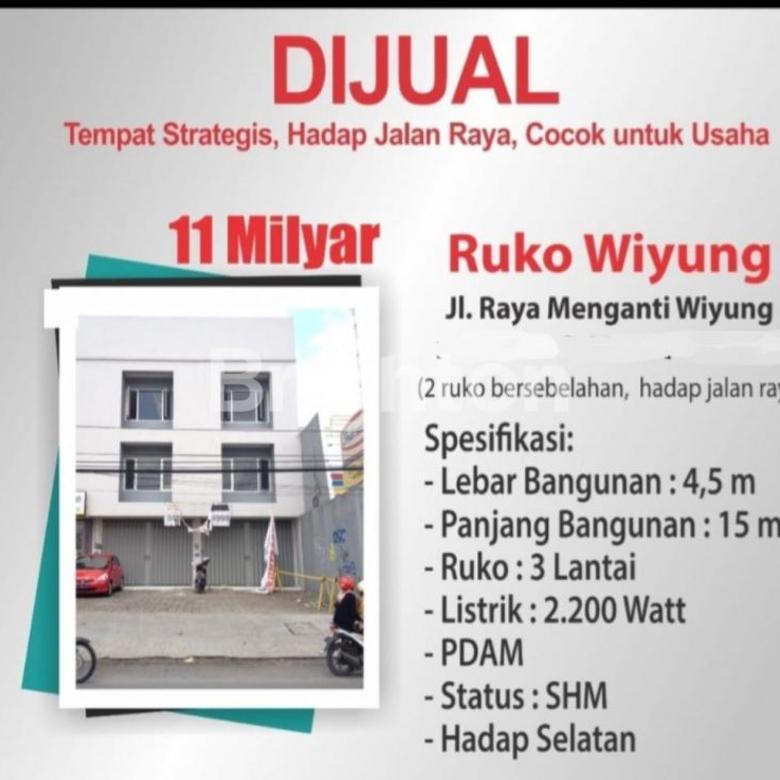 Ruko Dijual Surabaya