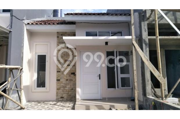 Rumah cantik dalam cluster di Selatan Jakarta 22028505