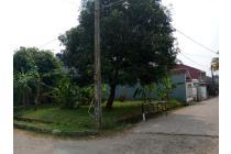Tanah Kavling, 245M2, Hook di Nirwana Estate Cibinong