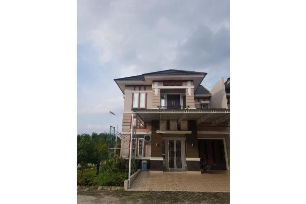 rumah sudut hook di perumahan villa zeqita residence medan