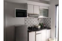 Studio furnished Tower G perabot lengkap apartemen Jakarta