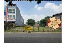Lahan komersil pinggir jalan raya