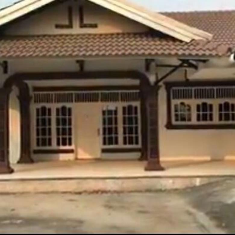 Dijual Rumah Murah Strategis di Puri Indah Bekasi