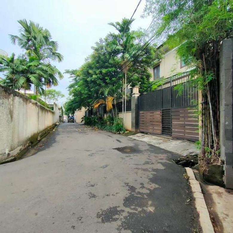 Rumah Tua Hitung Tanah di Kemang, Jakarta Selatan