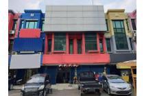 Ruko Gandeng Boulevard Timur Raya, Luas 9x17m2