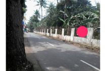 Tanah Pinggir Jalan, cocok untuk Hunian / Usaha / Town House di CIBUBUR