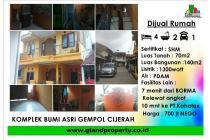Dijual Rumah Di Bumi Asri Gempol Cijerah Dkt Holis Cigondewah Melong